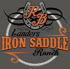 Iron Saddle Logo